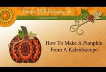 YouTube Video Tutorials / DIY and crafts video tutorials. / by Poppy Hill Designs