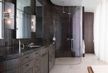 master bathroom. / by Jenna Campbell