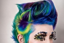Color Crazy / For Hair Colors / by Amanda Gilbert
