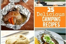 Campfire foods / by Kim Germinaro