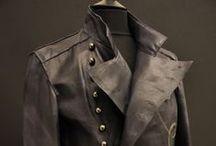 Men's Costuming / Steampunk, Cosplay / by Amanda Gilbert