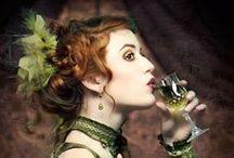 Lady Absinthe / by Amanda Gilbert
