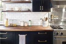 DREAM KITCHEN / a girl can dream. / by Blogging Over Thyme // Laura Davidson
