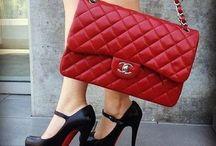 ♥ Chanel / by Anne Gates