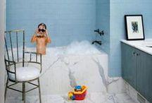 Bathrooms / by Kristen Reifsteck