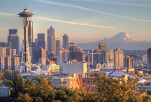 My new home- Seattle! / by LeEtta Specht