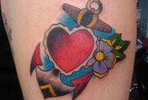 Tattoos / by Jordyn Murgas