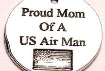 Air Force Mom / by Heather Flieder-Lynch