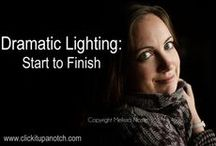 lighting for photography / by Tam Foree