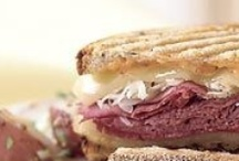 Sandwiches & Wraps / by Heather Sorvas Schwarz