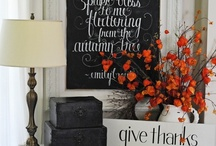 Autumn Favorites / by Sherry Britt Krieg