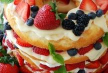 Desserts / by Sherry Britt Krieg
