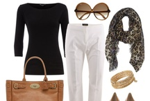 Fashion: Outfits/Pants / by Renee Wangerin
