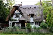 Cottages, Bungalows & People Nests / by Karen Sue Hall
