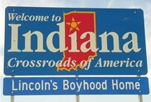 My Home State Indiana / by Karen Perry