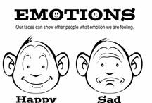 Everything EMOTION / by Melissa K. Nicholson, LMSW