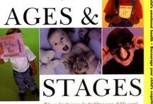 Development ~ Stages / by Melissa K. Nicholson, LMSW