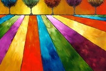 Colors of the Rainbow / by Melissa K. Nicholson, LMSW