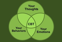 + Cognitive Behavior Therapy + / Cognitive therapy is a psychosocial (both psychological and social) therapy that assumes that faulty thought patterns (called cognitive patterns) cause maladaptive behavior and emotional responses. The treatment focuses on changing thoughts in order to solve psychological and personality problems. / by Melissa K. Nicholson, LMSW