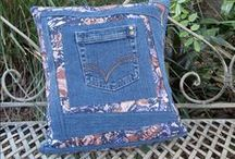 Crafts Blue Jean Lady  / by Candace Leusner
