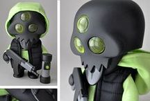 Characters & Design Toys / by Vrg 'UX