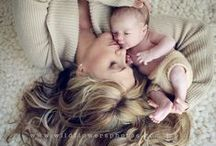Being a mom! / by Trisha Mazzara