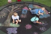 Backyard ideas-kids edition / by Yvette Parkosewich