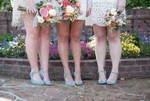 2014 - Sarah and Ethan / Historic Mankin Mansion Wedding by Lori Allen Photography / by Mankin Mansion
