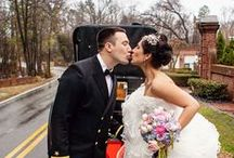 2014 - Diana and Luke / Historic Mankin Mansion Wedding by E. Leise Photo / by Mankin Mansion