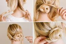 Beauty {Hair} / by Sami Veader