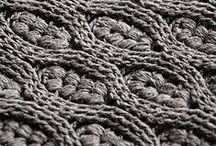 Knitting .:. Crochet / by Vikki Neilson
