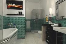 Bathroom! / by Ketlyn Zipperer