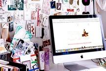 home office>> / by Lauren Elissa