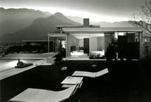 modernist architecture/contemporary / by Nancy Duncan