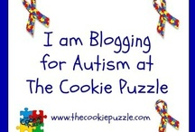 Blogging For Autism Awareness / by The Cookie Puzzle