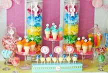 Party Ideas / by Nicole Voss