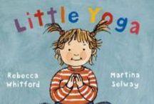little people yoga / by Jennifer Saunders