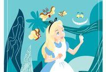 Alice in Wonderland / by Laureen Cutrona