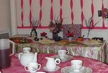 Tea Party / by Melissa Jones-Watson