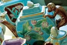 Majolica / Fitz and Floyd / by Gala Brown