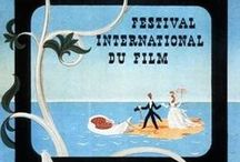 Film Festival Posters - Cannes / by Jacopo O.