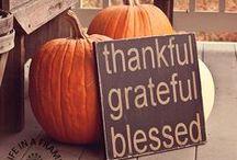 Happy Thanksgiving / by Rebekah James Sturgeon