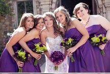 Wedding Inspiration - Purples  / by Bekkah ♥