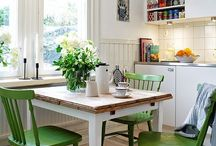 Colour my kitchen / by Jane DArcy