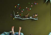 Interior | Kids room / by Linda Kummel