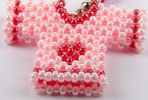 Bead Weaving / I want to make these one day. / by Bead Crumbs