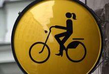 Cycle chic | Cykla snyggt / Läs mer om snygga cyklar, korgar, ringklockor och annat på http://cyklasnyggt.blogspot.se/ / by Linda Kummel