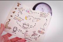 Visual Journaling / by BRENDA .