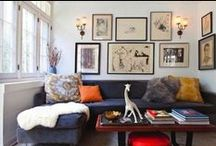 Interiors that Inspire / by Hannah Zirs