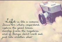 inspirational words / by Michelle Masser